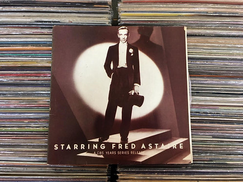 LP Fred Astaire - Starring Fred Astaire - Duplo - Capa Dupla