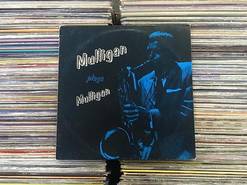 LP Gerry Mulligan - Mulligan Plays Mulligan