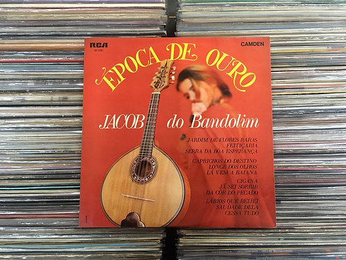 LP Jacob Do Bandolim - Época De Ouro