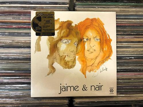 LP Jaime & Nair - Jaime Nair - Novo E Lacrado