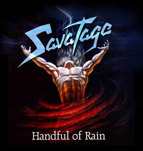 CD Savatage - Handful Of Rain - +Bônus - Digipack - Lacrado