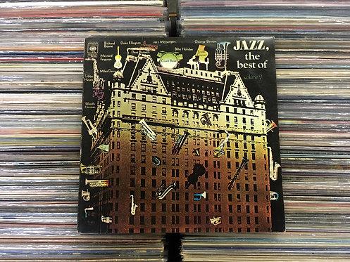 LP Jazz - The Best Of Volume 2 - Duplo - Capa Dupla
