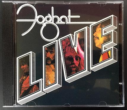 CD Foghat - Live - Importado