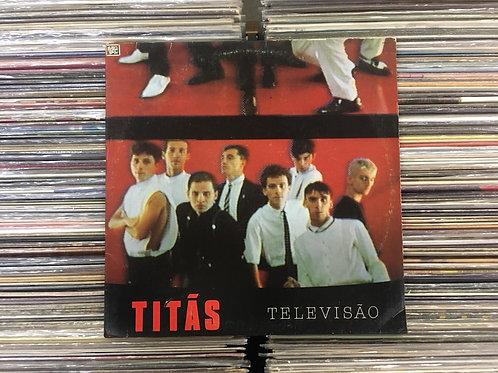LP Titãs - Televisão