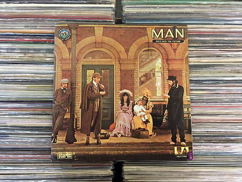 LP Man - Back Into The Future