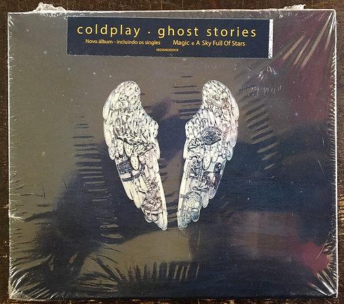 CD Coldplay - Ghost Stories - Slipcase - Lacrado