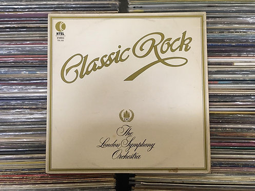 LP The London Symphony Orchestra And The Royal Choral Society - Classic Rock