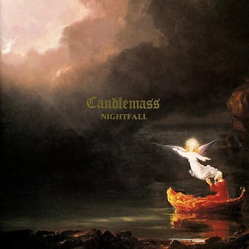 CD Candlemass - Nightfall - Duplo - Lacrado