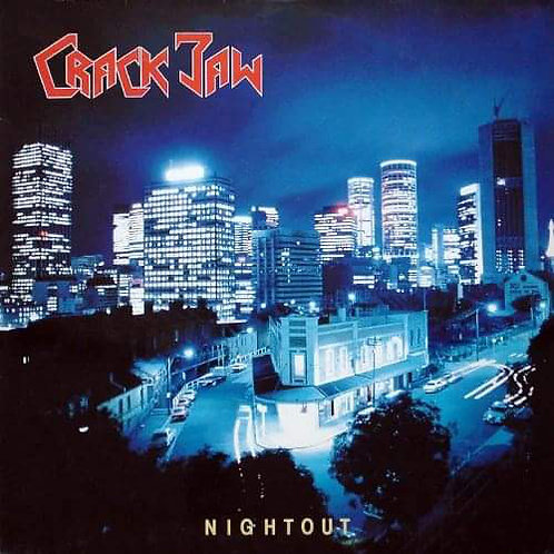 CD Crack Jaw - Nightout - Lacrado