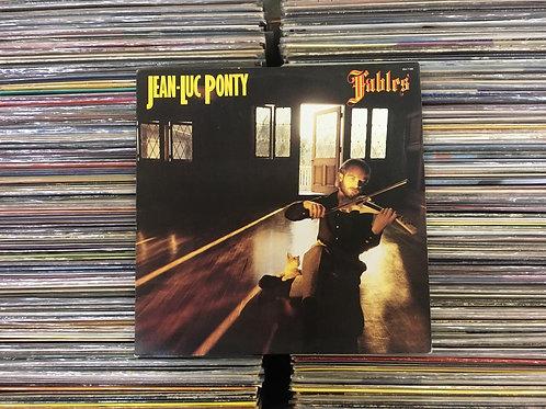 LP Jean-luc Ponty - Fables
