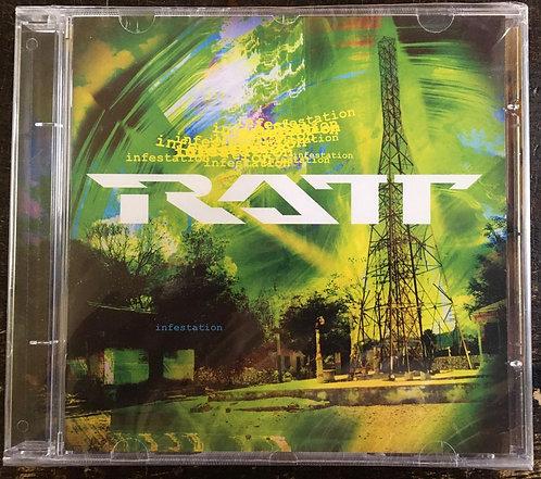 CD Ratt - Infestation - Importado - Lacrado