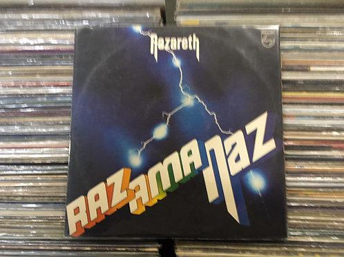 LP Nazareth - Razamanaz