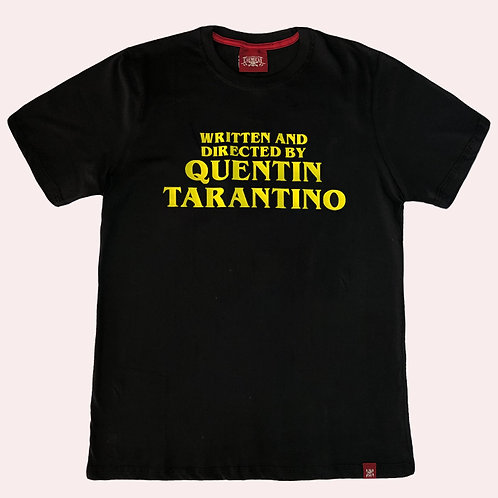 Camiseta Quentin Tarantino - Chemical