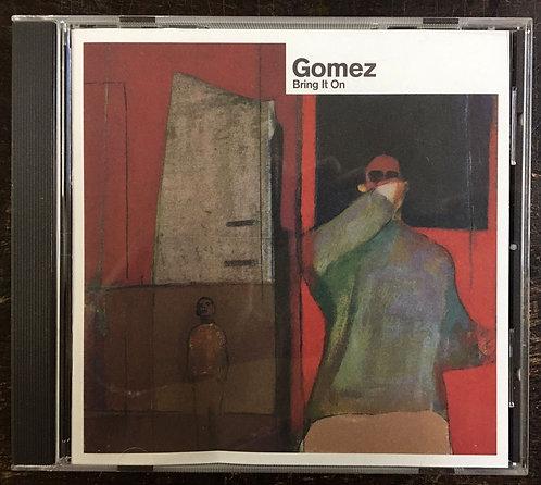 CD Gomez - Bring It On - Importado