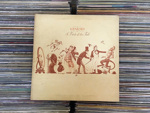 LP Genesis - A Trick Of The Tail - Com Encarte - Capa Dupla