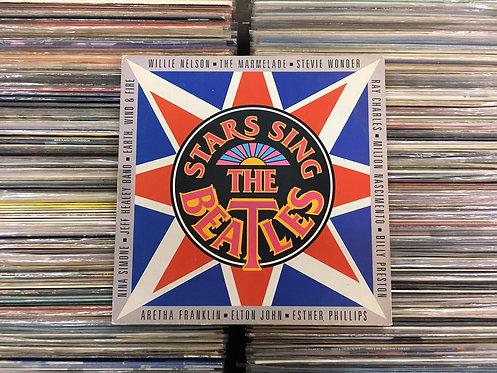LP Stars Sing The Beatles - 1994