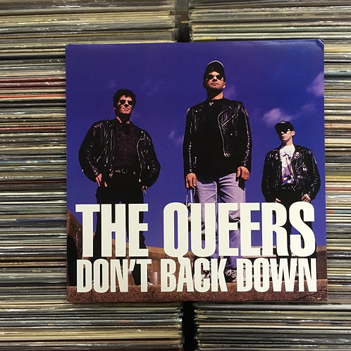 LP The Queers - Don't Back Down - Importado - Vinil Colorido