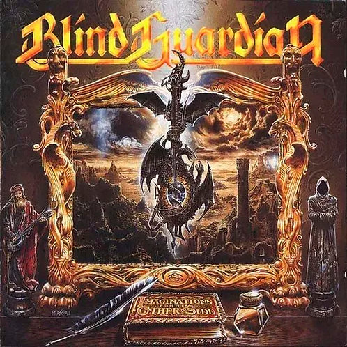 CD Blind Guardian - Imaginations From The Other Side - Lacrado