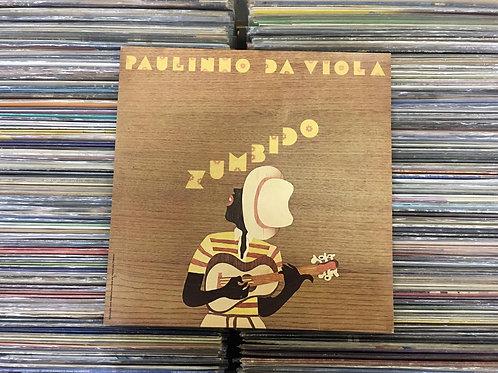 LP Paulinho Da Viola - Zumbido - Com Encartes