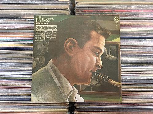 LP Stan Getz - The Chick Corea / Bill Evans Sessions - Duplo