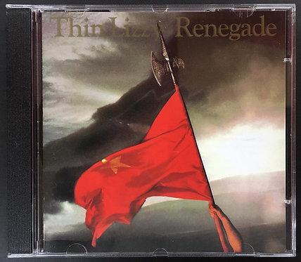 CD Thin Lizzy - Renegade - Japonês