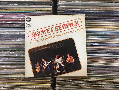 Compacto Secret Service - Ten O'Clock Postman / Darling, You're My Girl