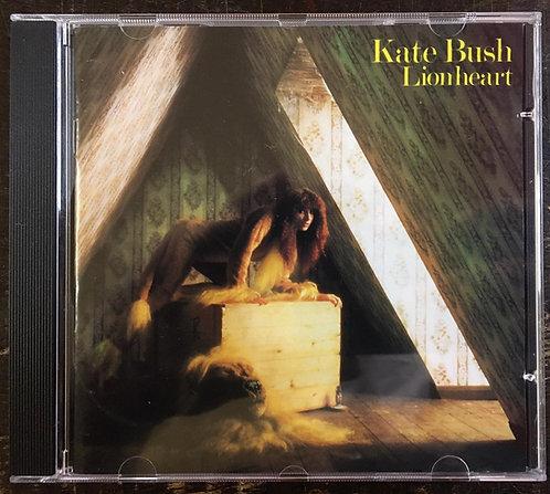 CD Kate Bush - Lionheart - Importado