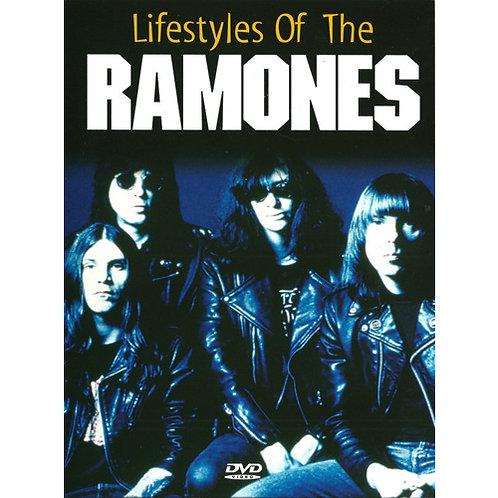 DVD Ramones - Lifestyles Of The Ramones - Lacrado