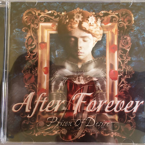 CD After Forever - Prison Of Desire (Seminovo)