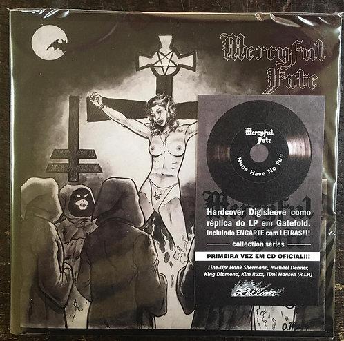 CD Mercyful Fate - Nuns Have No Fun - Digisleeve - Lacrado