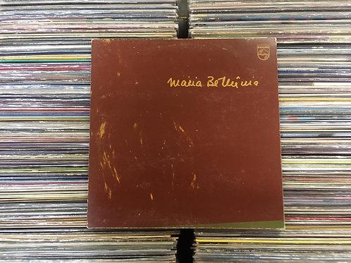 LP Maria Bethânia - A Cena Muda - Capa Tripla
