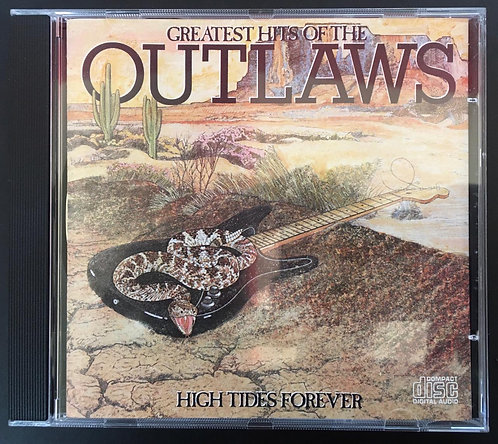 CD The Outlaws - Greatest Hits, High Tides Forever - Importado