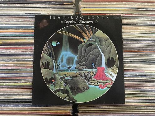 LP Jean-luc Ponty - Mystical Adventures