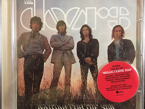 CD The Doors - Waiting For The Sun - Lacrado