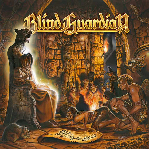 CD Blind Guardian - Tales From The Twilight World - Lacrado