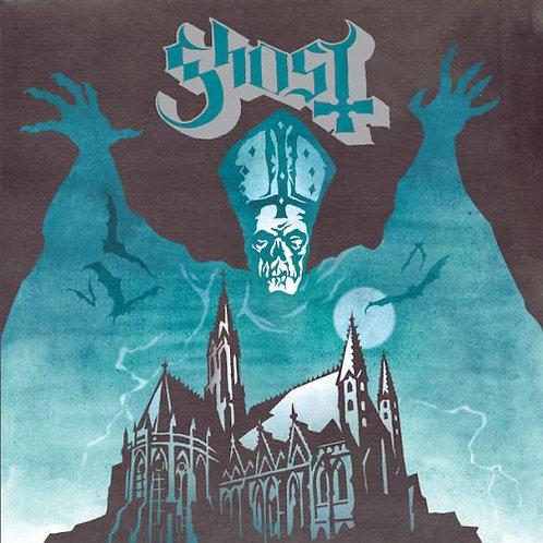 CD Ghost - Opus Eponymovs - Lacrado