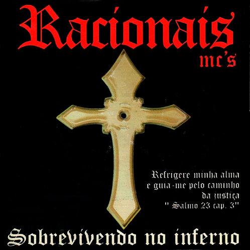 CD Racionais MC's - Sobrevivendo No Inferno - Lacrado