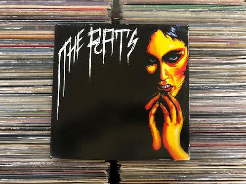 LP The Rats - The Rats / 2008 - Importado - (Vinil Branco)