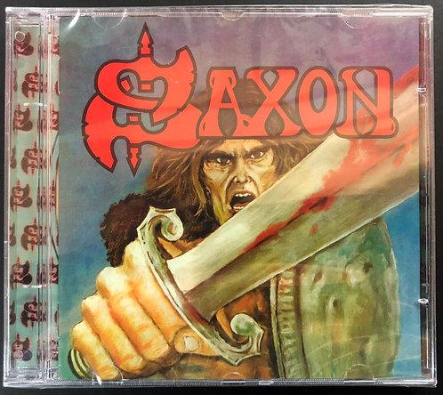 CD Saxon - Saxon - Importado - Lacrado