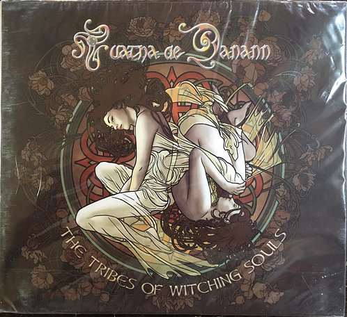 CD Tuatha De Danann - The Tribes Of Witching Souls - Digipack - Lacrado