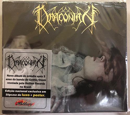 CD Draconian - Under A Godless Veil - Slipcase - Lacrado