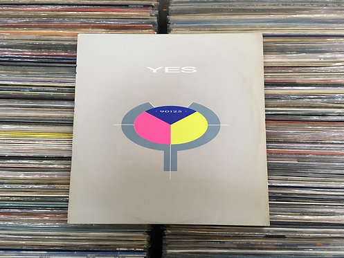 LP Yes - 90125 - C/ Encarte