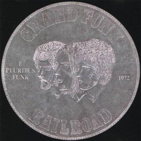 CD Grand Funk Railroad - E Pluribus Funk - Importado - Lacrado