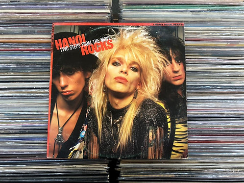 LP Hanoi Rocks - Two Steps From The Move - C/ Encarte