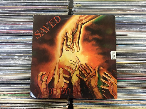 LP Bob Dylan - Saved - Com Encarte