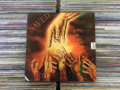 LP Bob Dylan - Saved - Com Encarte