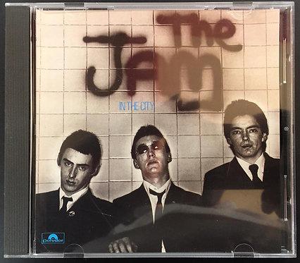 CD The Jam - In The City - Importado