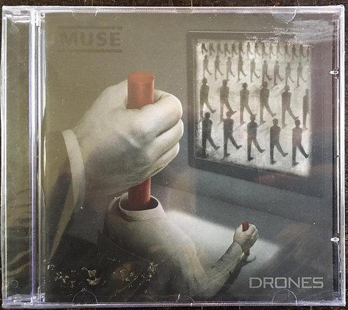 CD Muse - Drones - Lacrado