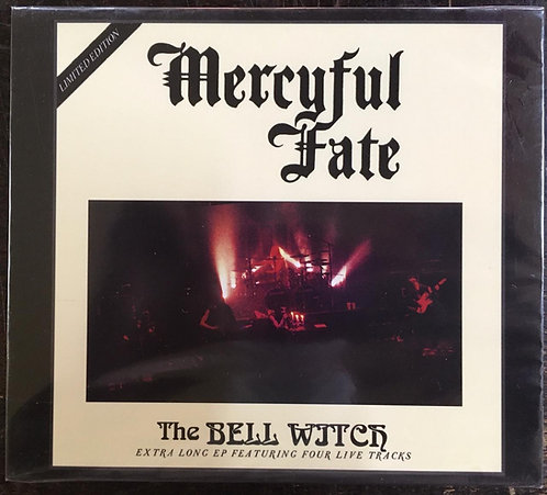 CD Mercyful Fate - The Bell Witch - Slipcase