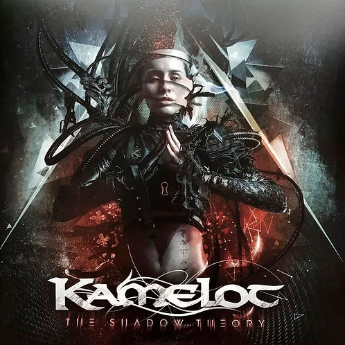 CD Kamelot - The Shadow Theory - Lacrado